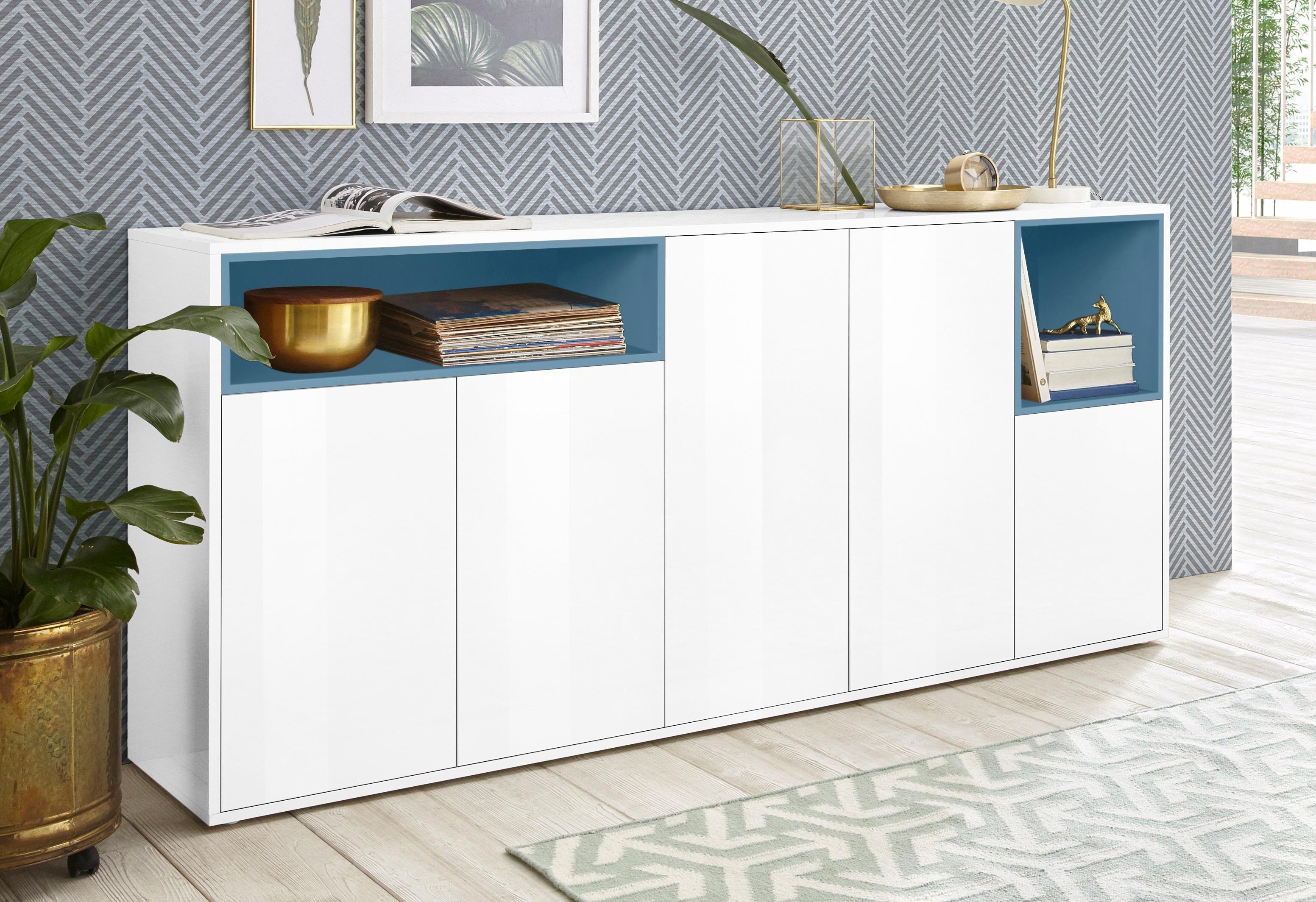 Tecnos dressoir »Colore«, breedte 184 cm veilig op otto.nl kopen