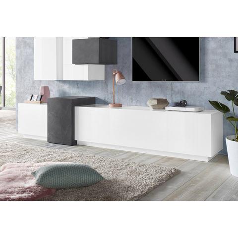 Tecnos tv-meubel Kubo, breedte 270 cm