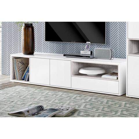 Tecnos tv-meubel Colore, breedte 185 cm