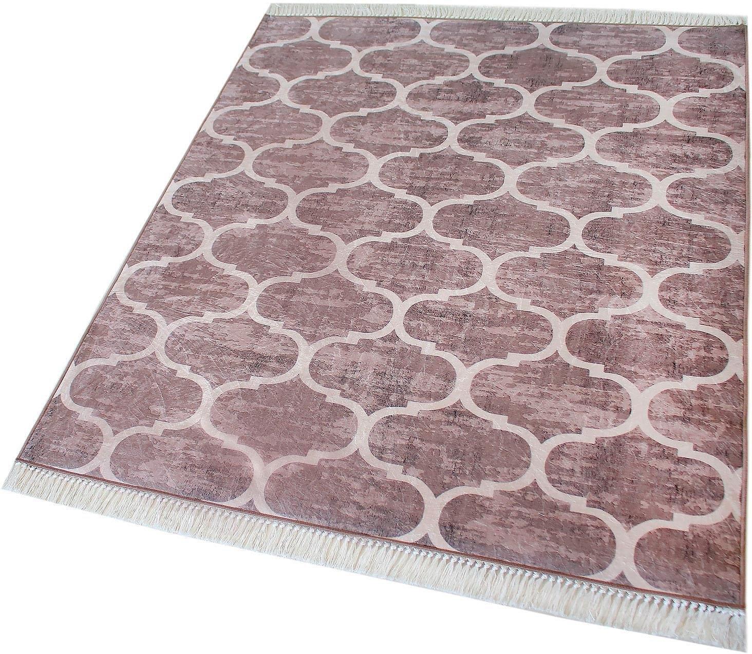Sehrazat Loper, »Caimas 2730«, rechthoekig, hoogte 5 mm, gedrukt in de webshop van OTTO kopen