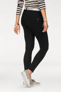 scotch  soda skinny jeans »huid« zwart
