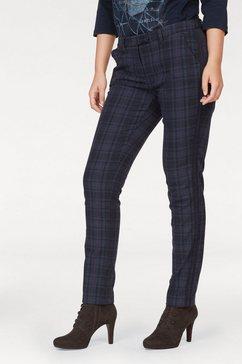 gerke my pants skinnybroek »lora 69« blauw