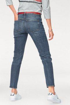 scotch  soda slim fit jeans »the keeper« blauw