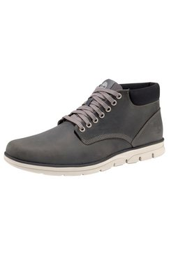 timberland sneakers »bradstreet chukka leather« grijs