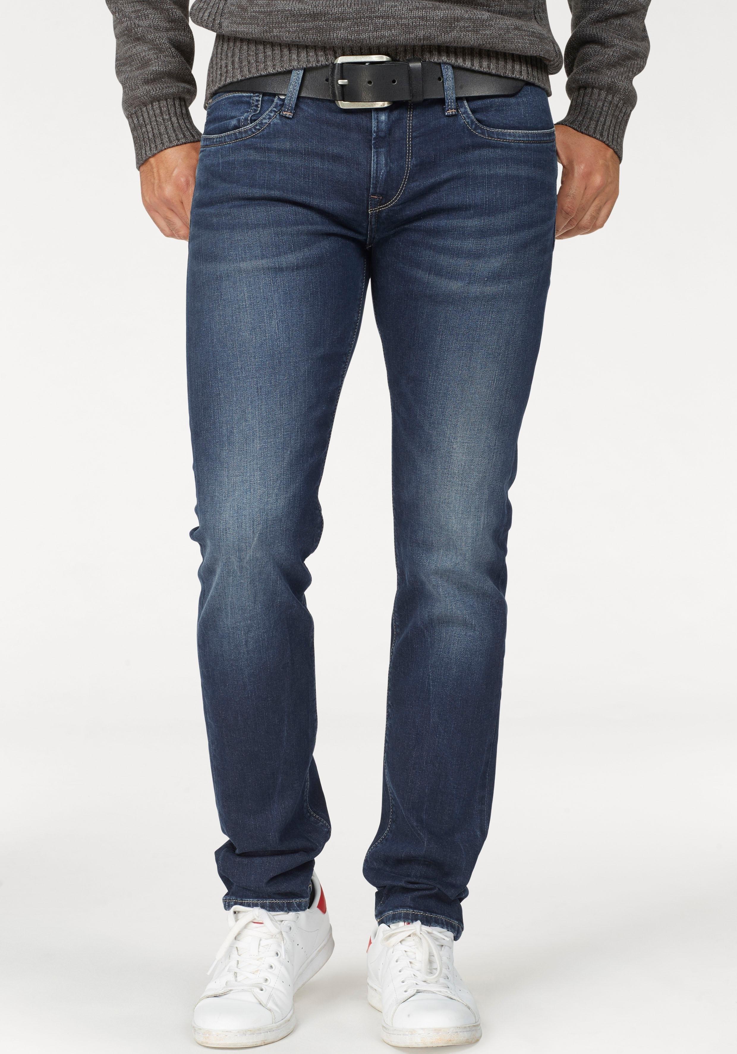 Pepe Jeans Slim Fit-jeans »HATCH« online kopen op otto.nl
