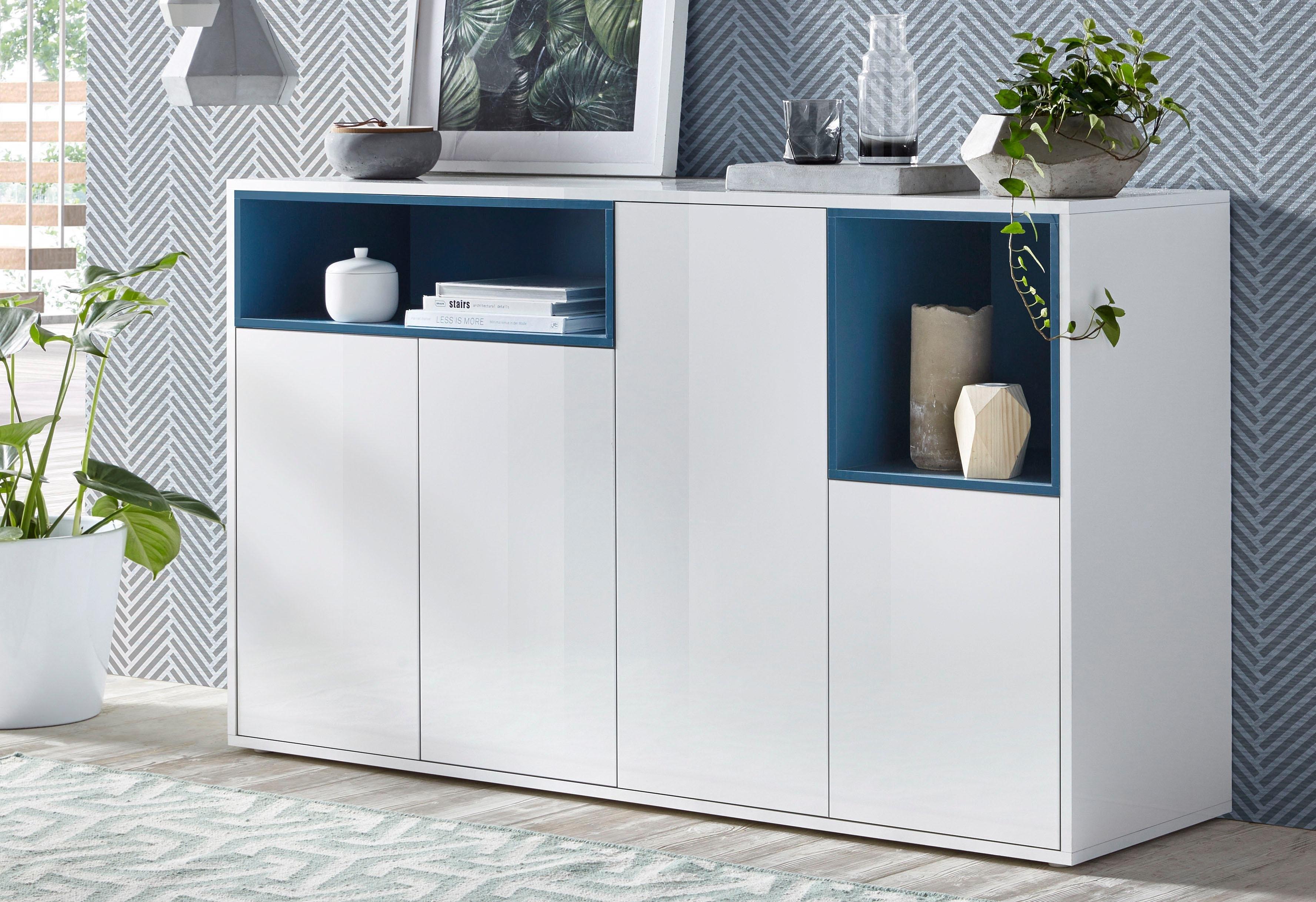 Op zoek naar een Tecnos dressoir »Colore«, breedte 149 cm? Koop online bij OTTO