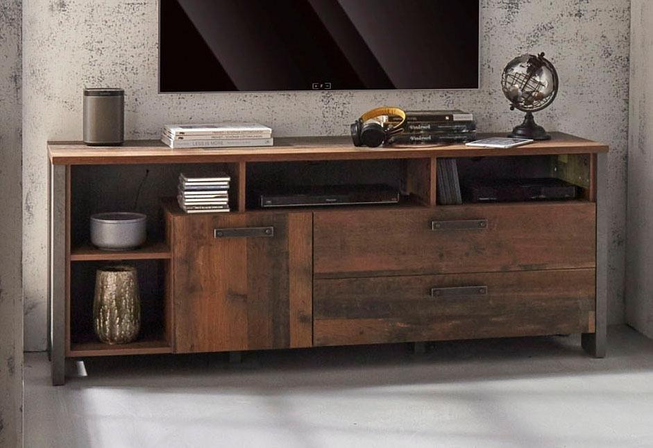 FORTE tv-meubel »Clif«, breedte 161 cm veilig op otto.nl kopen
