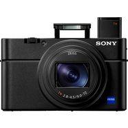 sony »dsc-rx100m6« compact-camera (zeiss vario-sonnar t, 20,1 mp, 8x optische zoom, bluetooth) zwart