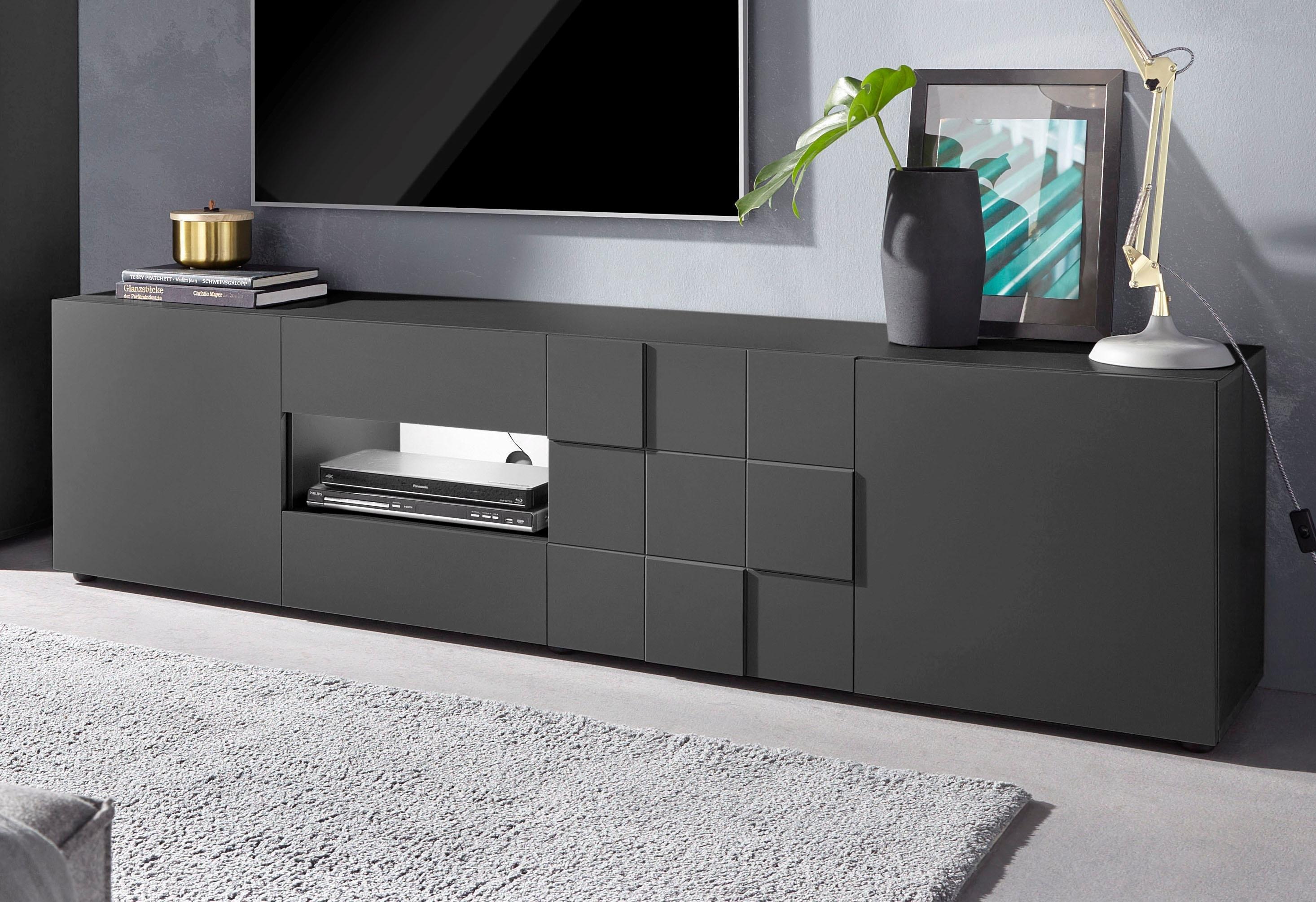 Tv-meubel, breedte 203 cm online kopen op otto.nl