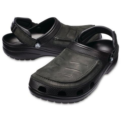 Crocs Klompen Black-Black Yukon Vista s