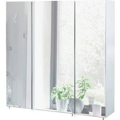 schildmeyer spiegelkast »basic« wit