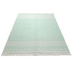 outdoorkleed, »nea«, rechthoekig, hoogte 3 mm, met print groen