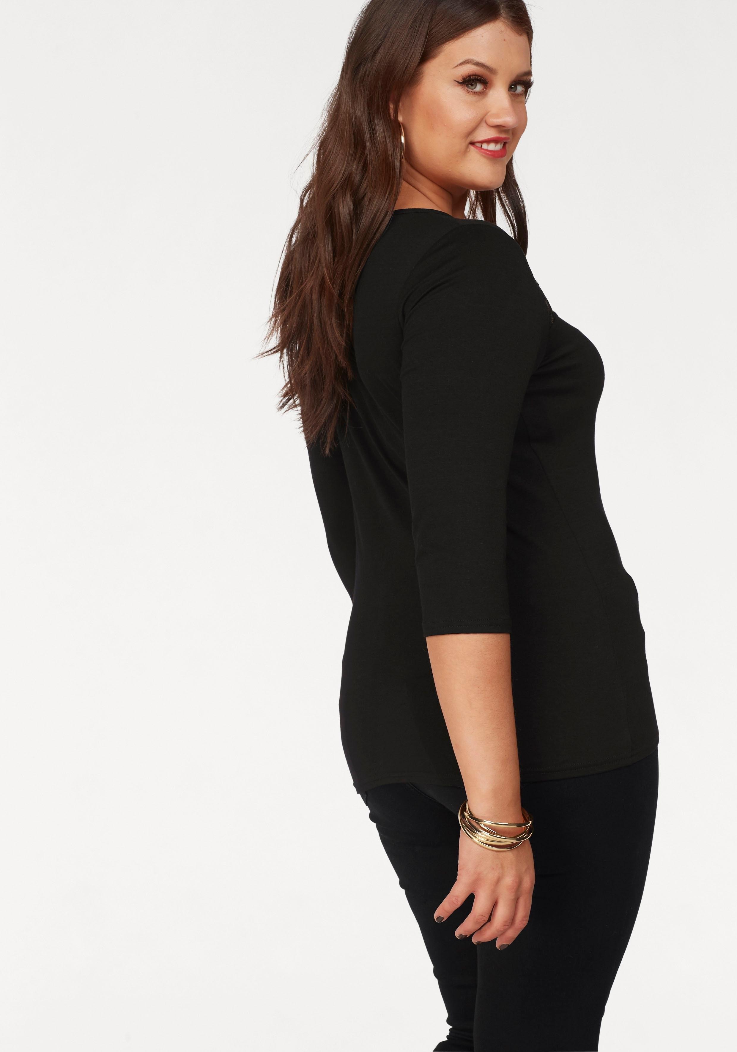 Bestellen Met Melrose Shirt Nu Online Driekwartmouwen MGSVLzpqU