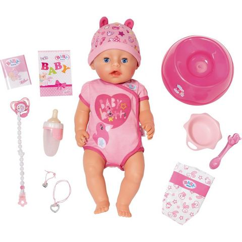 Zapf Creation® babypop 'BABY born® Soft Touch Girl'