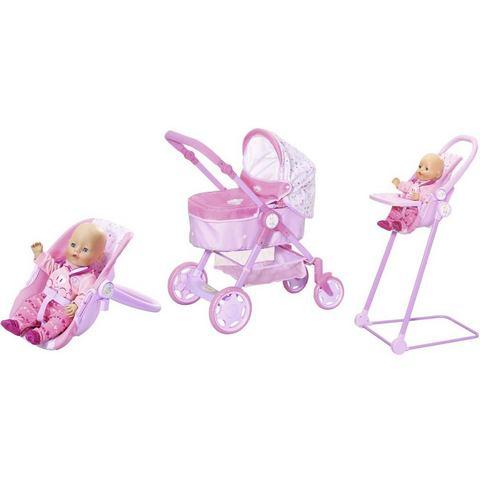 Zapf Creation poppenaccessoires, BABY born® Baby Evolve 11-in-1