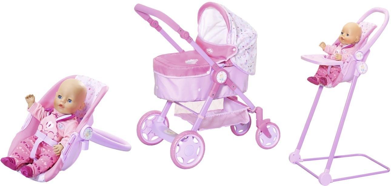 Baby Born Schommel.Zapf Creation Poppenaccessoires Baby Born Baby Evolve 11 In 1 Nu