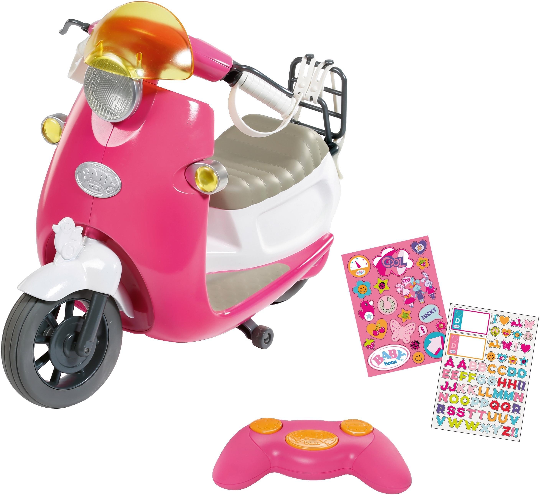 Baby Born Zapf Creation RC-voertuig, »BABY born® City RC Scooter« bestellen: 30 dagen bedenktijd