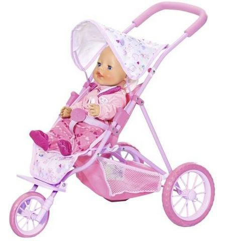 Zapf Creation drie-wiel-buggy, BABY born® Tri Pushchair