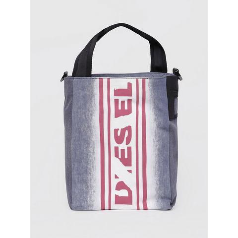 Dames Diesel shopper SCRATCH-UP D-SCRATCH Diesel grijs Tassen