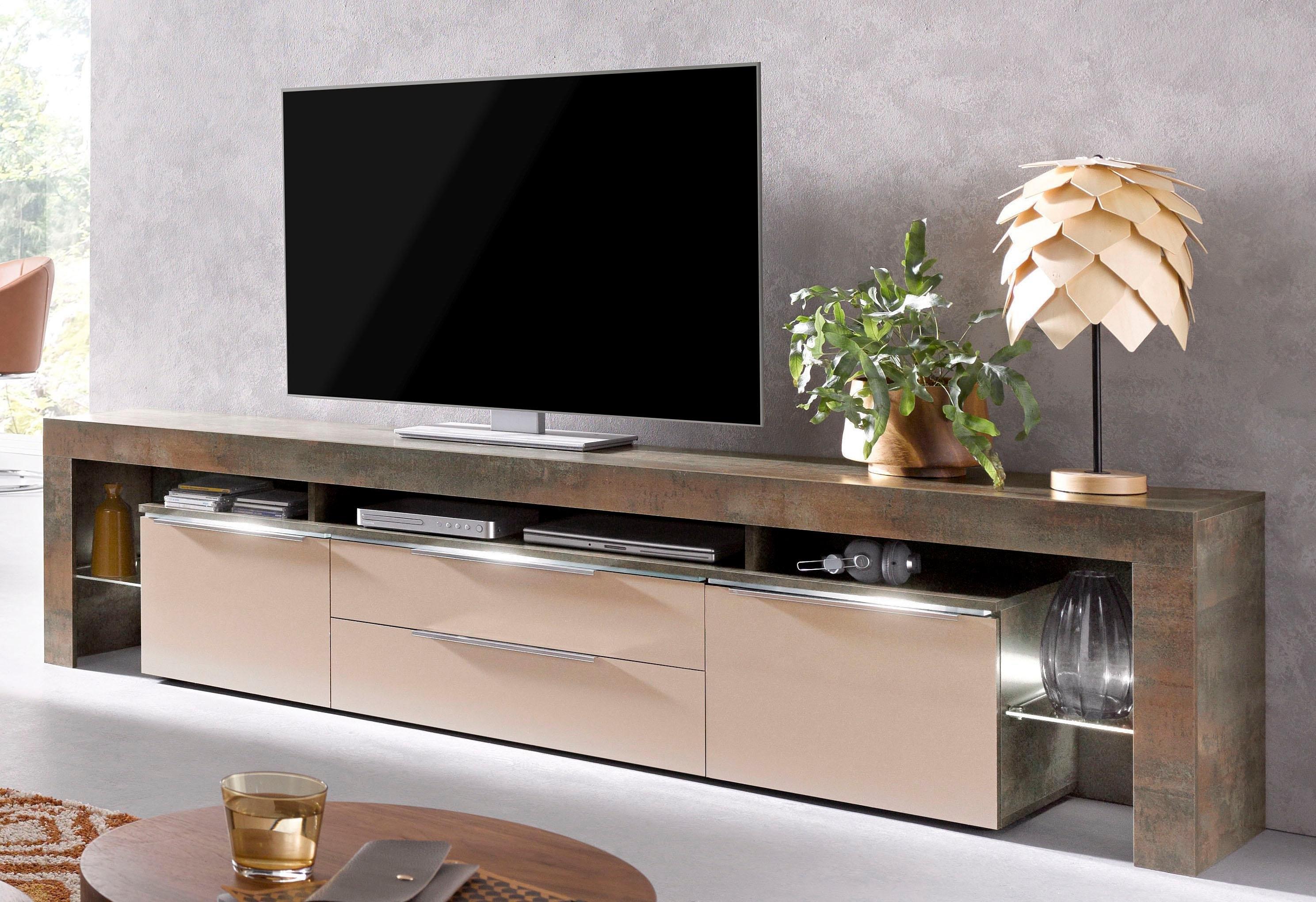 Leuke Moderne Tv Kast.Tv Meubel Lima Breedte 220 Cm Online Shop Otto