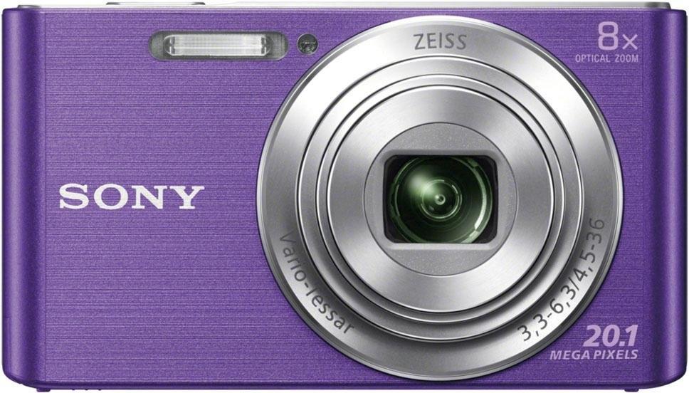 SONY »DSC-W830« compact-camera (ZEISS Vario-Sonnar® T*, 20,1 MP, 8x optische zoom) bij OTTO online kopen
