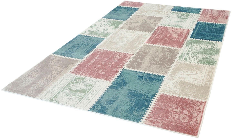Op zoek naar een Carpet City Vloerkleed Inspiration 6313 Patchworkdesign, woonkamer? Koop online bij OTTO