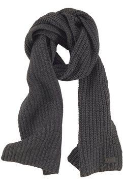 ugg gebreide sjaal grijs