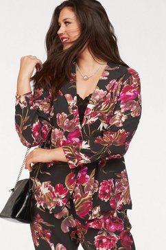 zhenzi blouseblazer zwart
