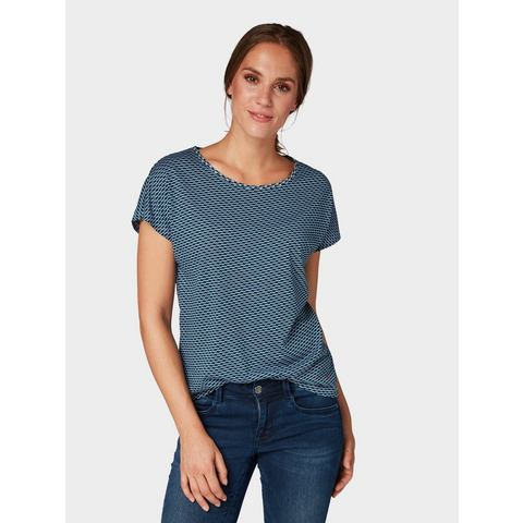 NU 15% KORTING: TOM TAILOR T-shirt T-shirt in relaxed fit