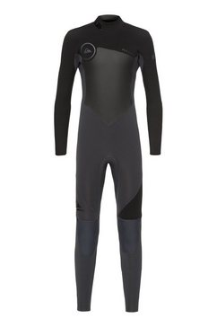 quiksilver lange wetsuit »3-2mm syncro series« multicolor