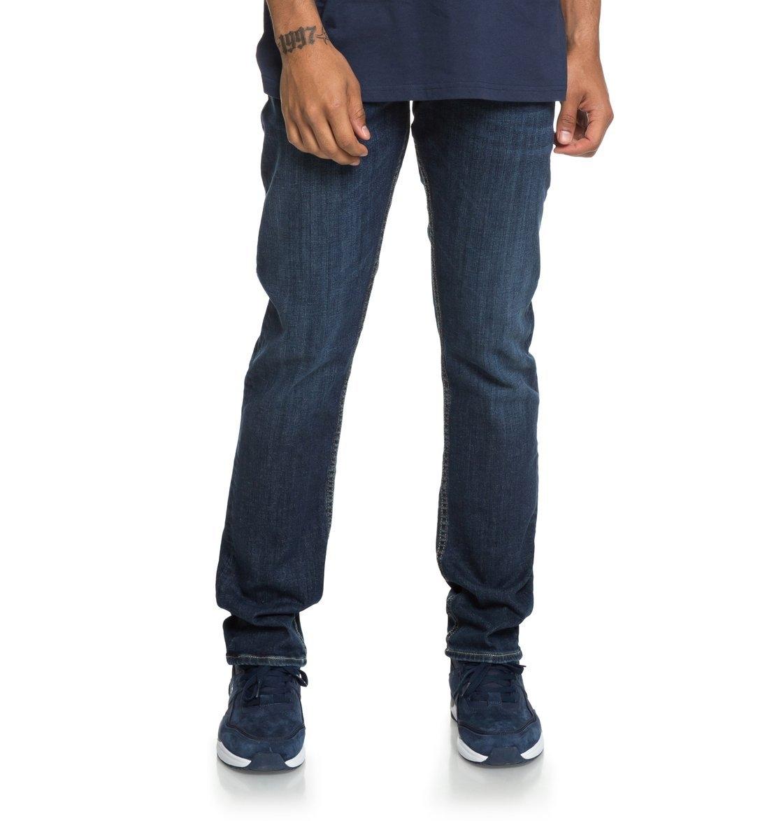 Dc Shoes Jeans met rechte pasvorm »Worker Medium Stone« bestellen: 14 dagen bedenktijd