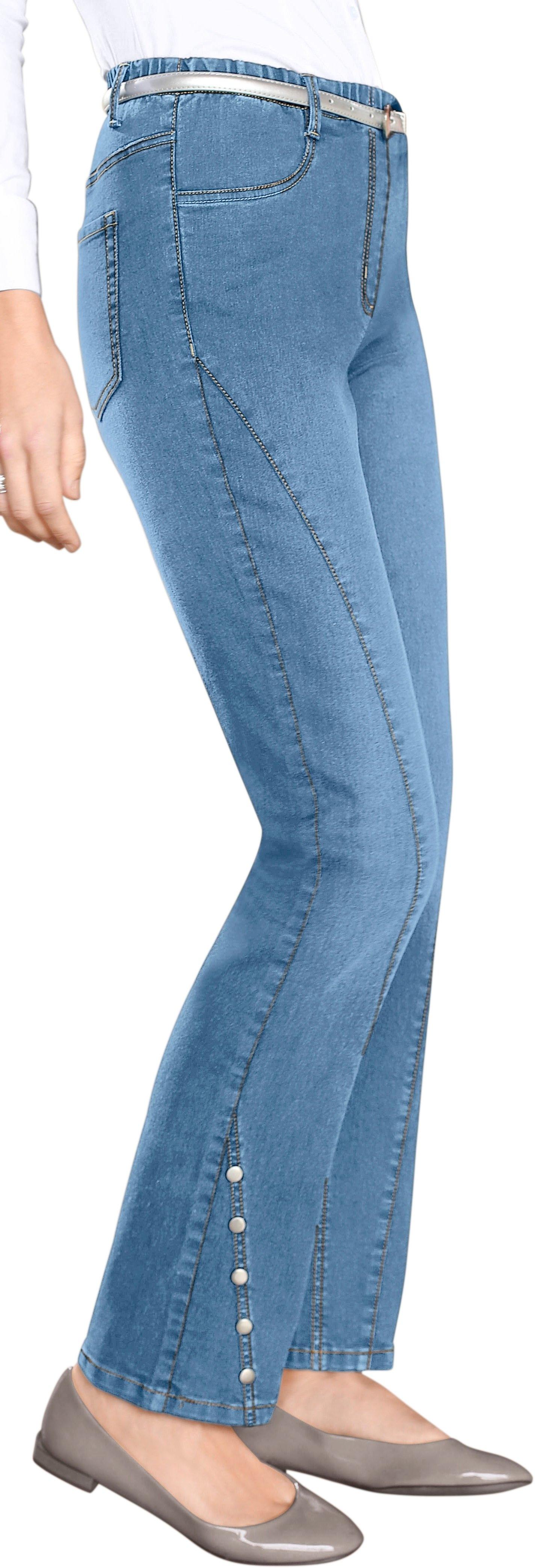 Achter Basics Je Classic Met Modellerend Koop Jeans Heupstuk Bij N0O8ynwvmP