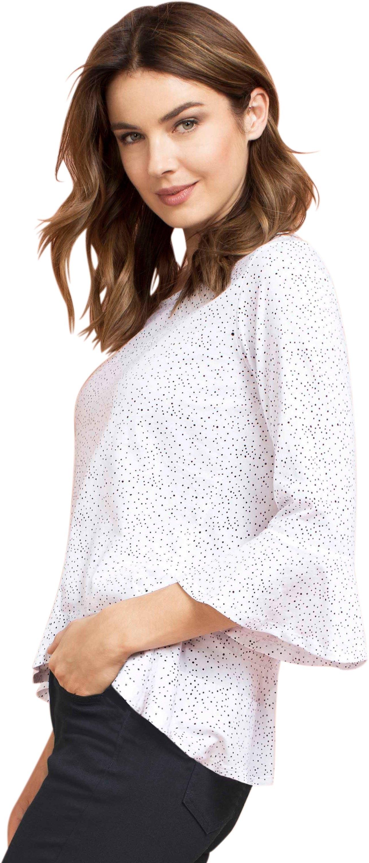 Ambria blouse met speelse volants veilig op otto.nl kopen