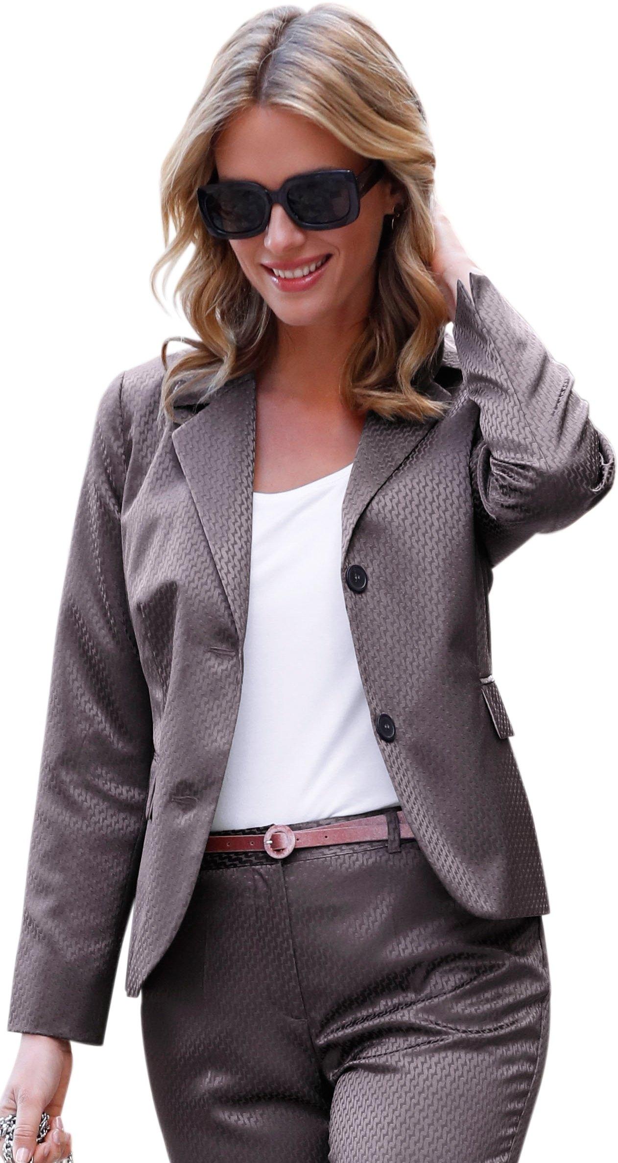 Lady Fair Lady blazer in luxueuze jacquardkwaliteit in de webshop van OTTO kopen