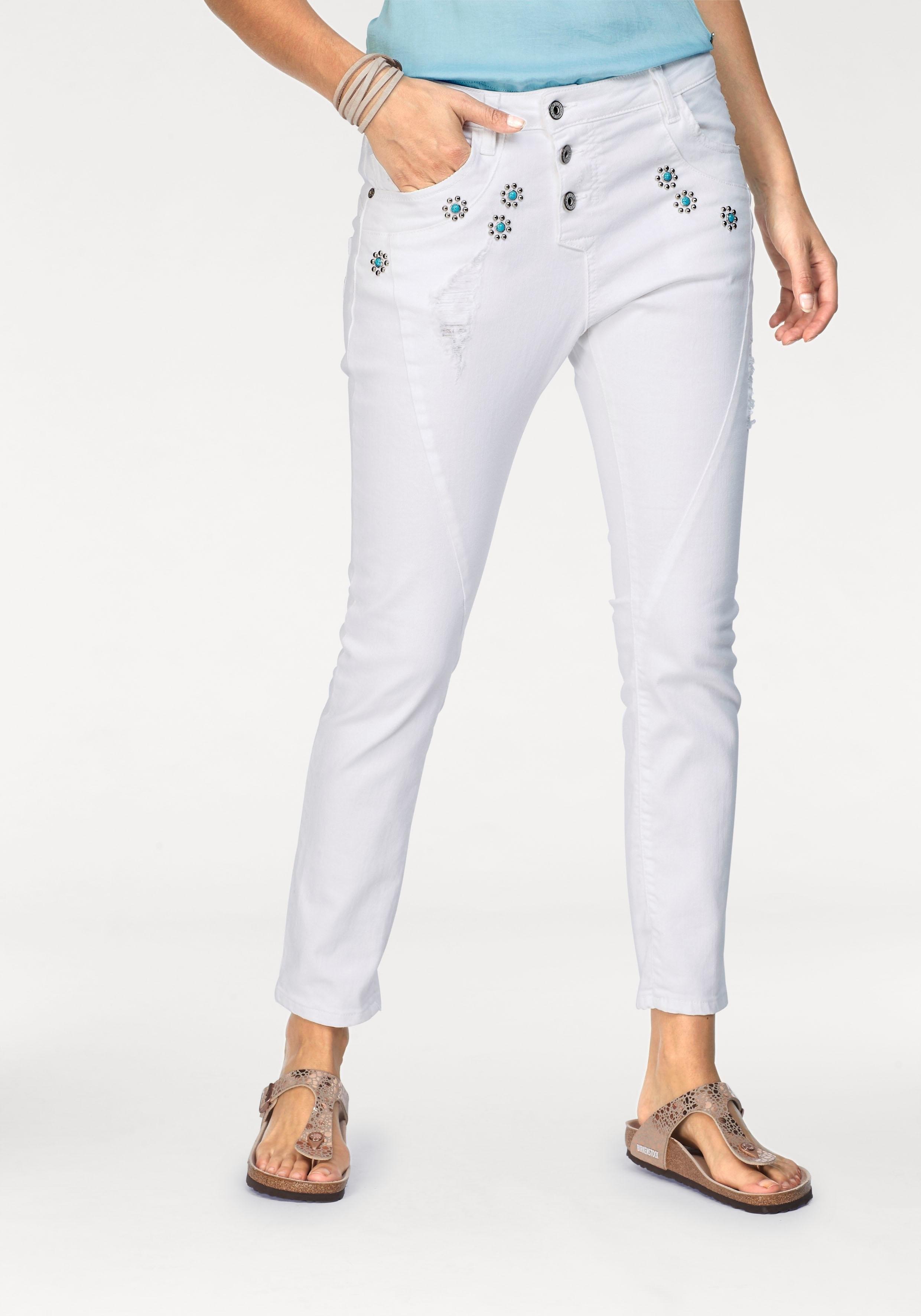 Please Jeans boyfriend jeans »P78« in de webshop van OTTO kopen