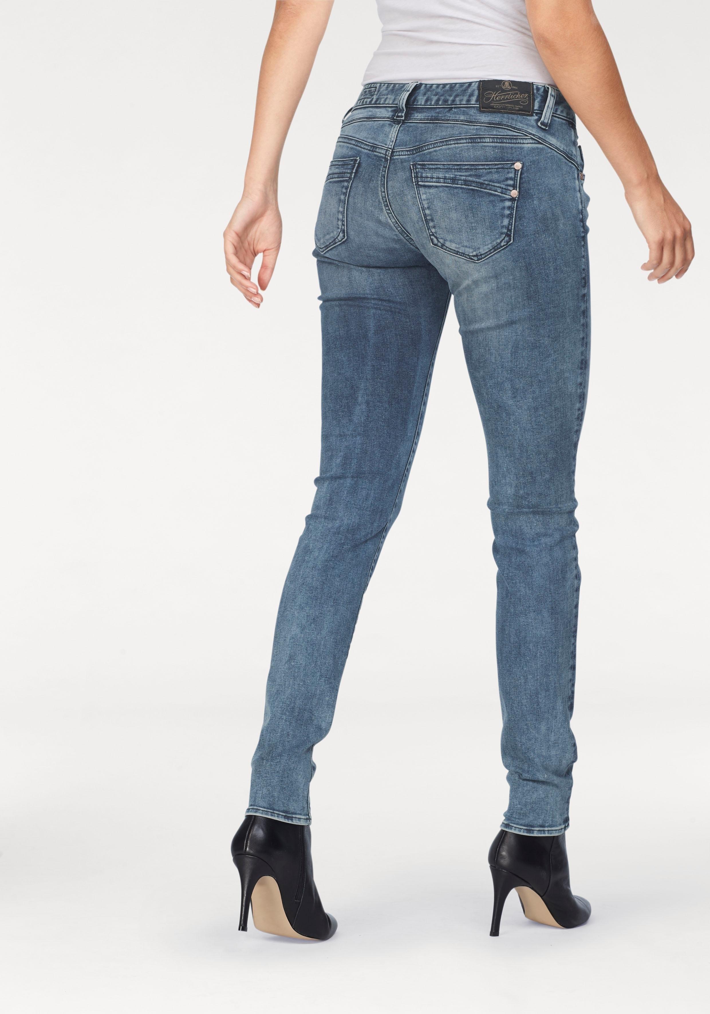 Herrlicher slim fit jeans »CARRY« - verschillende betaalmethodes