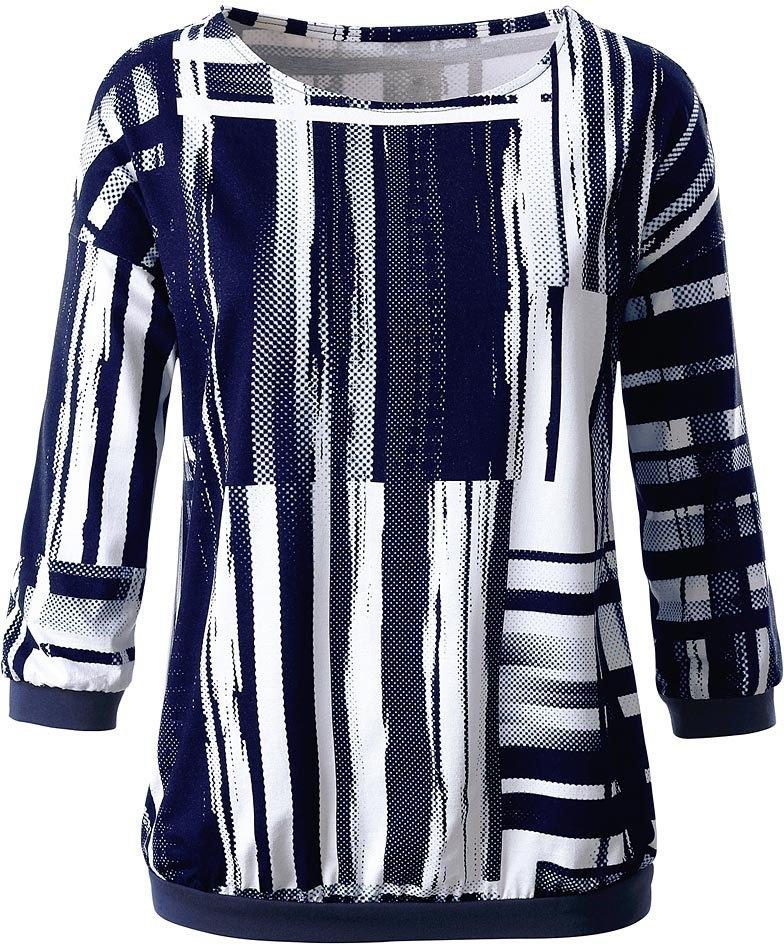 Classic Inspirationen shirt met grafisch dessin in de webshop van OTTO kopen