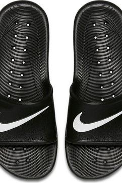 nike sportswear badslippers »wmns kawa shower sandal« zwart