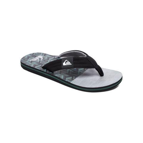 NU 15% KORTING: Quiksilver Slippers Molokai Layback