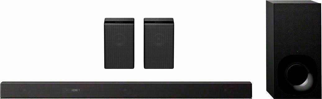 SONY »SET HTZF9 + SAZ9R« 5.1 soundbar (LAN (ethernet), wifi, Bluetooth, Hi-Res) online kopen op otto.nl