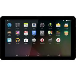 denver »taq-10403g« tablet (10,1'', 16 gb, android) zwart