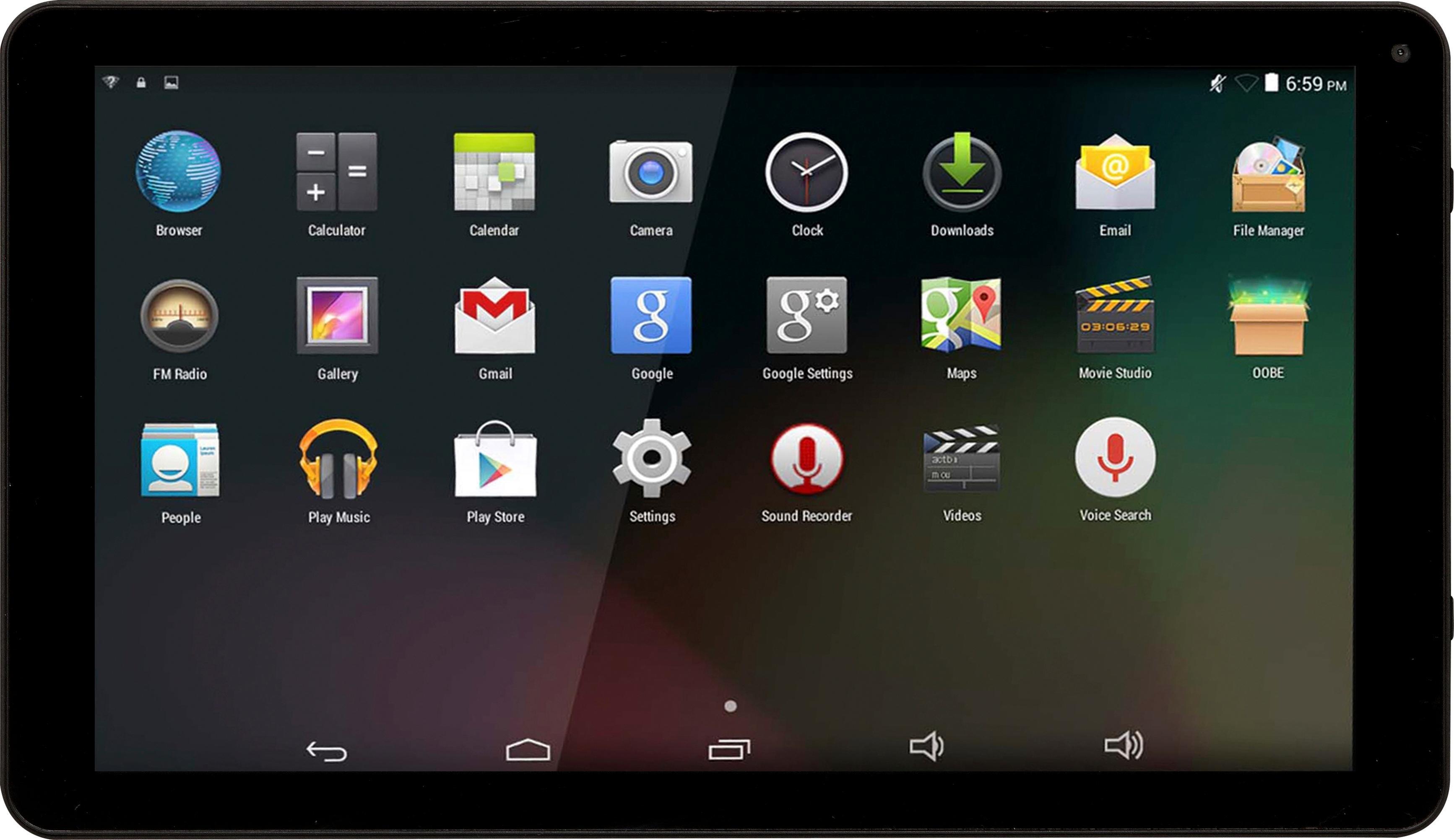 Denver »TAQ-10403G« tablet (10,1'', 16 GB, Android) bij OTTO online kopen