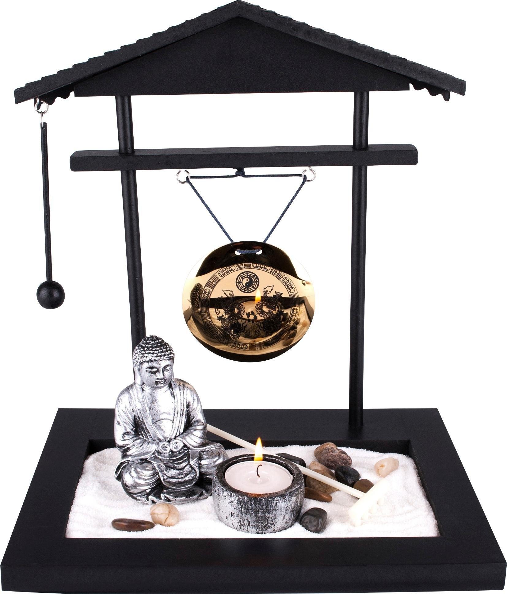 Home affaire Boeddhabeeld »Paradies« - verschillende betaalmethodes
