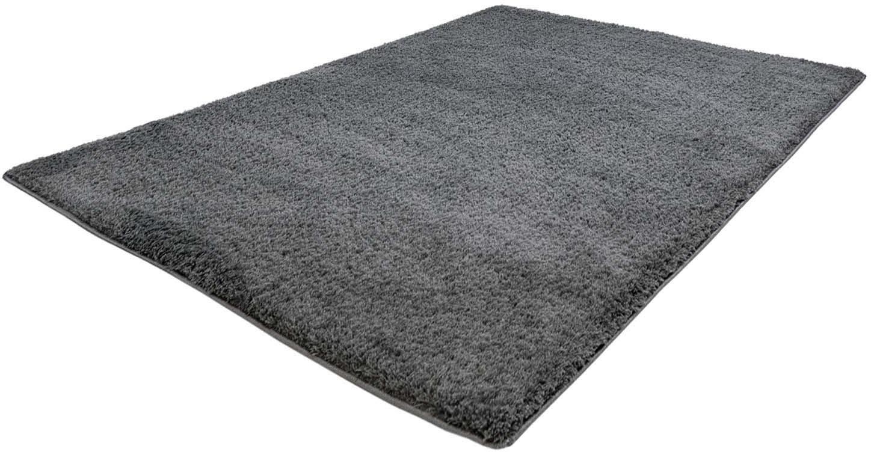Carpet City Hoogpolig vloerkleed, »Softshine 2236«, rechthoekig, hoogte 30 mm, machinaal geweven in de webshop van OTTO kopen