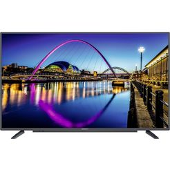grundig 32 gft 6820 led-tv (32 inch), full hd, smart-tv grijs