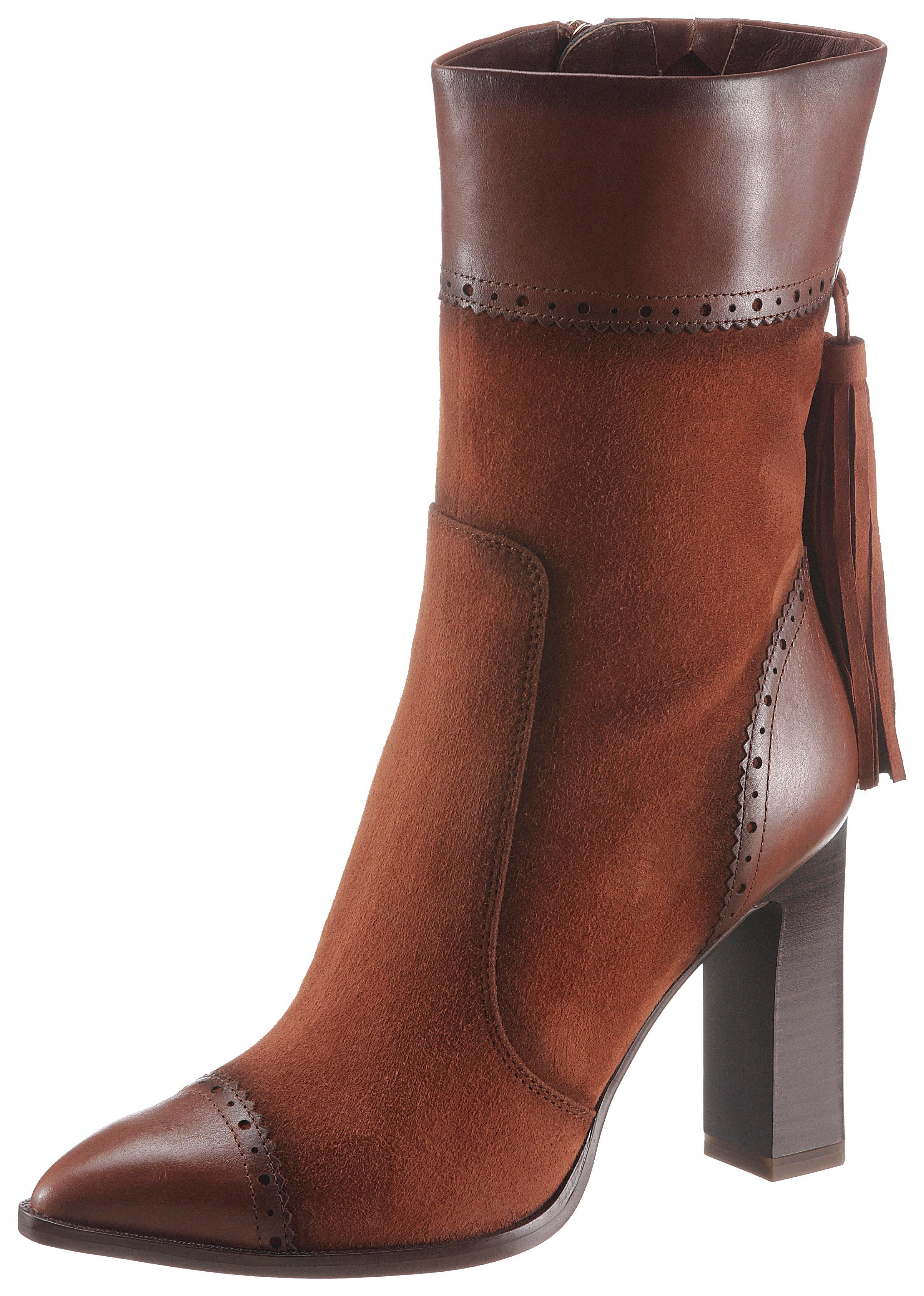 Tamaris highheel-laarzen »Heart & Sole« bij OTTO online kopen