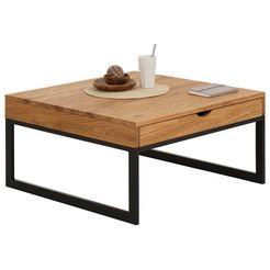 premium collection by home affaire salontafel »betula« beige