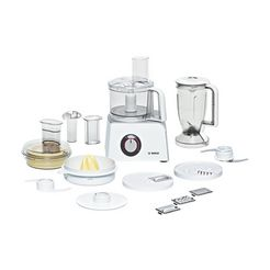 bosch compacte keukenmachine styline mcm4200 wit