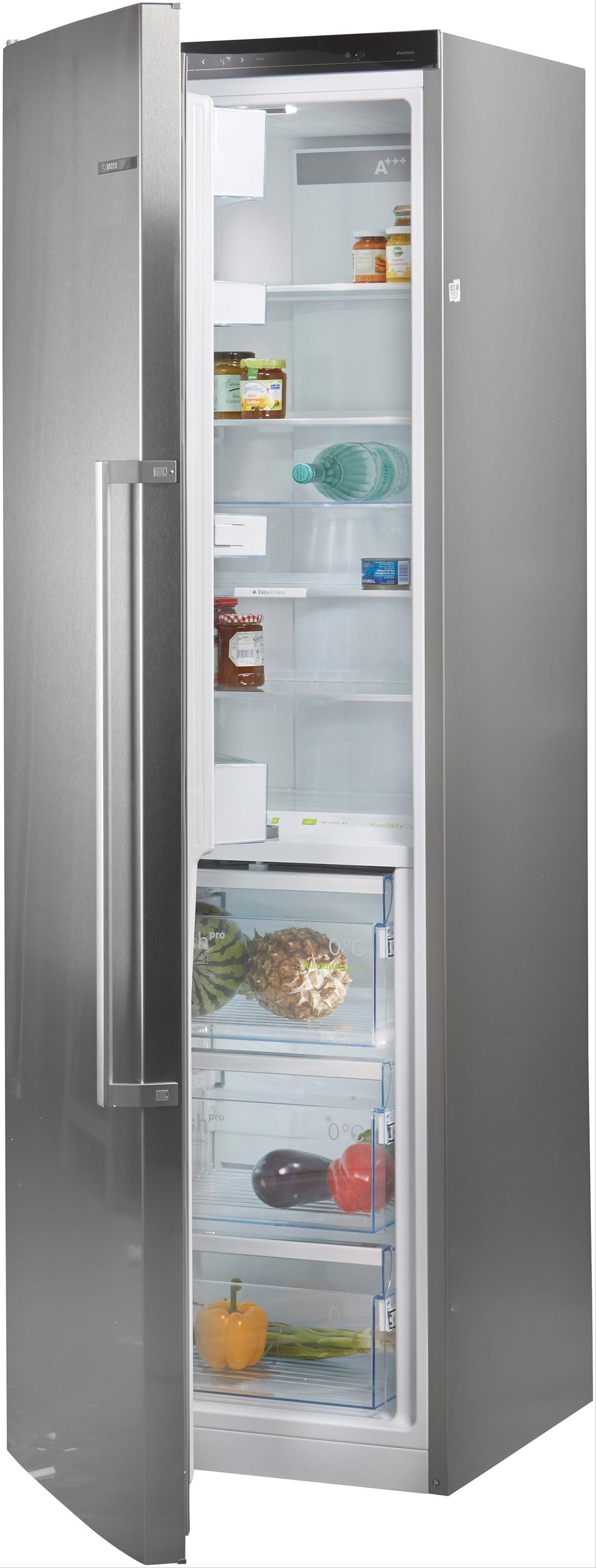 Bosch koelkast serie 8, 186 cm hoog, 60 cm breed - verschillende betaalmethodes
