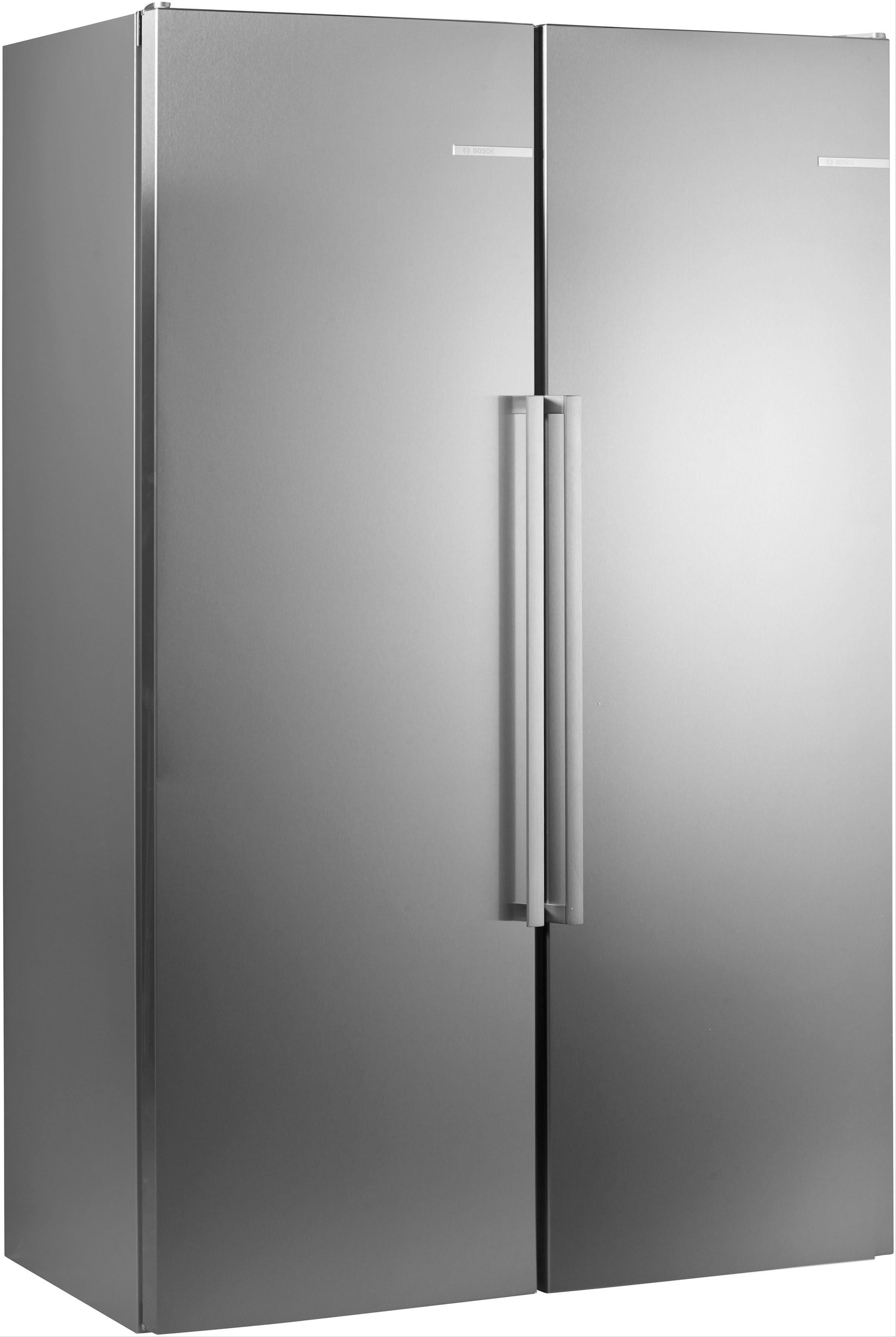 Op zoek naar een Bosch side-by-side-koelkast, 186 cm hoog, 120 cm breed? Koop online bij OTTO